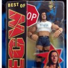 WWE Jakks Pacific Wrestling Best of ECW STEVIE RICHARDS Action Figure with Stop Sign New
