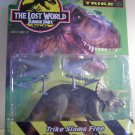 Kenner Jurassic Park The Lost World Dinosaur TRICERATOPS Trike Action Figure Site B New