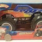 Mattel Hot Wheels Monster Jam 1:24 Scale Monster Truck 2006 SUDDEN IMPACT with White Rims New