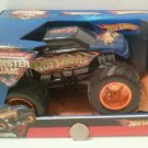 Mattel Hot Wheels Monster Jam 1:24 Scale Monster Truck 2006 HOT WHEELS with Orange Rims New
