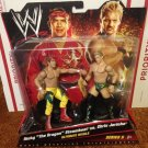 WWE Mattel Ultimate Rivals Series 5 Ricky Steamboat & Chris Jericho Action Figure 2-Pack New