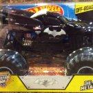 Mattel Hot Wheels Monster Jam 2014 1:24 Scale Off-Road BATMAN Die-Cast Truck NEW