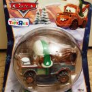 DISNEY PIXAR CARS Animated Movie 1:55 Die Cast Holiday WheeHoo Winter Mater NEW