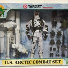 """The Ultimate Soldier U.S. Arctic Combat Set 12"""" Action Figure with Accessories Target Exclusive NEW"""