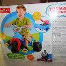 Fisher Price Thomas & Friends Tough Trike Tricycle New