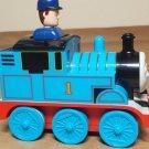 USED Tomy Thomas & Friends Push n Go No. 1 Thomas the Tank Engine