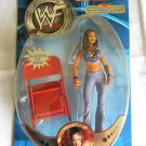 WWF WWE Signature Series 13 Special Edition Lita Action Figure Real Scan The Last of Tron
