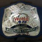 USED WWE Jakks Pacific Wrestling Kids 2000 Classic World Tag Team Championship Belt