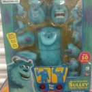 Thinking Toys Disney Pixar's Monsters Inc  Build Your Own Sulley Talking Model Kit Figure NEW