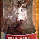 Upper Deck Chicago Bulls Michael Jordan Pro Shots Action Figure 1991 NBA Finals Switch-Hand Lay-Up