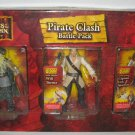Pirates of the Caribbean 3 At Worlds End Pirate Clash Battle Pack - Jones - Turner - Sparrow New