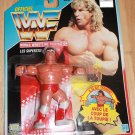 Hasbro WWF WWE Official Wrestling TEXAS TORNADO Action Figure French Card New