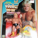 "Hasbro WWF WWE Official Wrestling GREG "" THE HAMMER "" VALENTINE Action Figure French Card New"