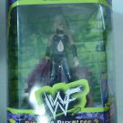 WWF WWE Jakks Superstars Ripped & Ruthless Series 2 Sable Action Figure with Display Base