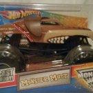 Mattel Hot Wheels Monster Jam 2012 1:24 Scale Brown MONSTER MUTT Die-Cast Truck NEW