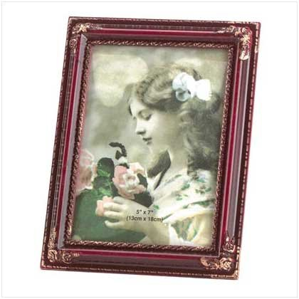 Fine Polished Picture Frame #30589