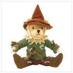 Scarecrow Bear Bean Bag #37795