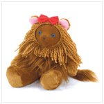 Cowardly Lion Bear Bean Bag #37797