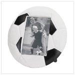Soccer Ball Resin Photo Frame #37542