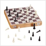 Soapstone Carved Chess Set #29385