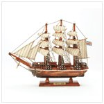 """Cutty Sark"" Wood Clipper Ship Model #37481"