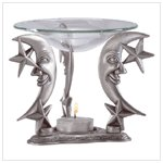 Classic Moon and Stars oil Warmer #33866