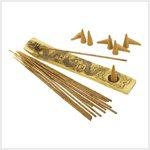 Imperial Dragon Incense Burner #38701