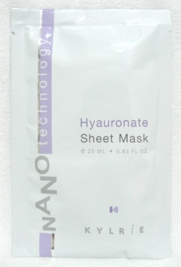 Kylrie: Hyauronate Mask Sheet