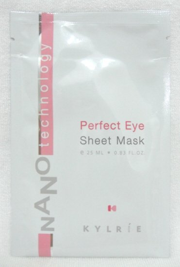 Kylrie: Eye Perfect  Mask Sheet