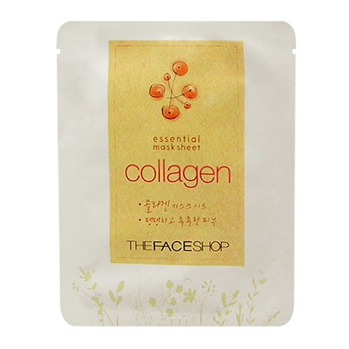 THEFACESHOP: Essential Collagen Mask Sheet