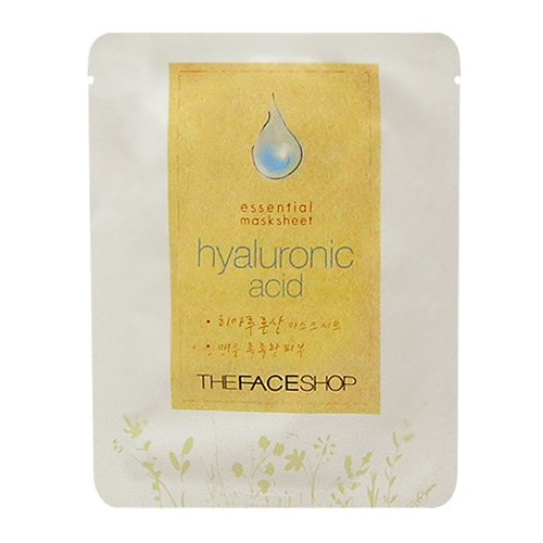 THEFACESHOP: Essential Hyaluronic Acid Mask Sheet