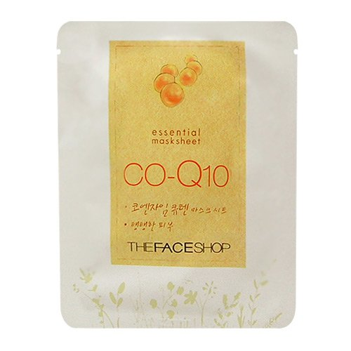 THEFACESHOP: Essential CO-Q10 Mask Sheet