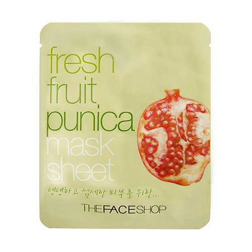 THEFACESHOP: Fresh Fruit Pomegranate Mask Sheet