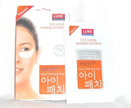 LUKE - Vitamin Hydrogel Eye Patch