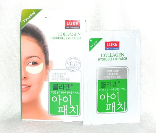 LUKE - Collagen Hydrogel Eye Patch