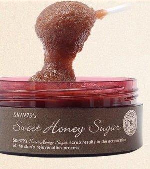 Skin 79 Sweet Honey Sugar Scrub