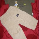 Used - Carters Culdoroy Quarter Pant