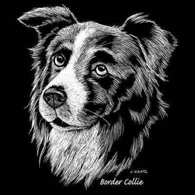 Border Collie Tshirt