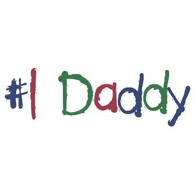 #1 Daddy/ #1 Dad Tshirt. T shirt  sizes 4X Long