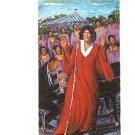NEW ORLEANS JAZZ FESTIVAL POSTER POST CARD 03 MAHALIA