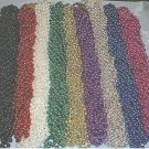 36 MARDI GRAS BEADS FOOTBALL TAILGATE PARTY NECKLACES