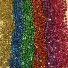 HUGE LOT 36 DICE MARDI GRAS BEADS PARTY FAVORS NEW