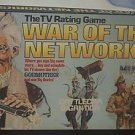 WAR OF THE NETWORKS TV RATINGS GAME 1979 COMPLETE