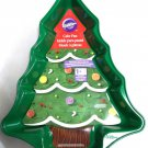 Wilton Green Christmas Tree Cake Pan Non Stick 2105-0070