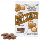 Light Cocoa Wilton Candy Melts 12 oz Molds Holiday Christmas