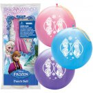 Disney Frozen Printed Punch Balloon Ball Toy Party Favor Supplies 1 Birthday