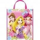 """Disney Princess Belle Ariel Rapunzel Loot Favors Party Tote Bag 11"""" x 13"""""""
