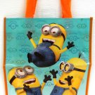 "Despicable Me 2 Party Supplies Tote Bag 11"" x 13"" Halloween Loot Birthday Favors"