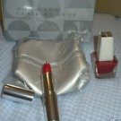 Avon Pink Nailwear Ultra Color Rich Lipstick and case