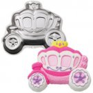 Wilton Princess Carriage Cake Pan one mix aluminum